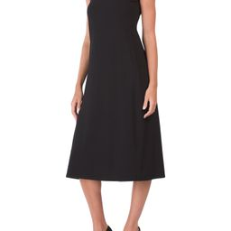 Petite Viscose Jersey Scoop Dress | TJ Maxx