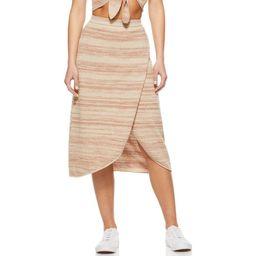 Sofia Jeans by Sofia Vergara Women's Faux Wrap Skirt | Walmart (US)