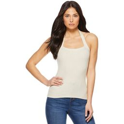 Sofia Jeans by Sofia Vergara Women's Halter Tank Top | Walmart (US)