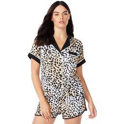 Sofia Intimates by Sofia Vergara Women's and Women's Plus Top and Shorts Pajama Set, 2-Piece   Walmart (US)