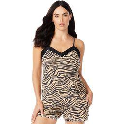 Sofia Intimates by Sofia Vergara Women's and Women's Plus Size Knit Cami and Shorts Set   Walmart (US)