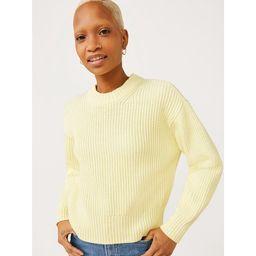 Free Assembly Women's Crewneck Sweater   Walmart (US)
