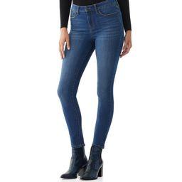 Scoop Women's High-Rise Skinny Jeans | Walmart (US)