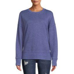 Time and Tru Women's Crewneck Sweatshirt | Walmart (US)
