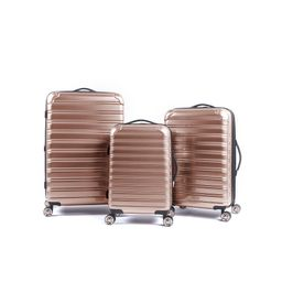 iFLY Hardside Fibertech Luggage 3 Piece Set, 20 Inch Carry-on, 24 Inch Checked Luggage and 28 Inc... | Walmart (US)
