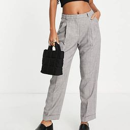 Topshop tailored jogger in grey | ASOS (Global)