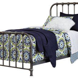 Nashburg Twin Metal Bed   Ashley Homestore