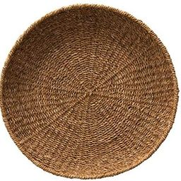 Creative Co-Op Hand-Woven Decorative Seagrass Tray, Natural   Amazon (US)