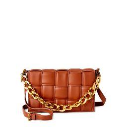 Scoop Woven Crossbody Handbag | Walmart (US)
