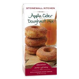 Apple Cider Doughnut Mix   Stonewall Kitchen   Stonewall Kitchen, LLC