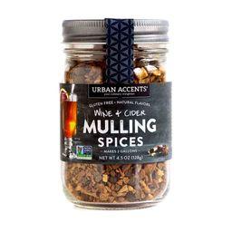 Royal Mulling Spice Glass Jar   Stonewall Kitchen   Stonewall Kitchen, LLC