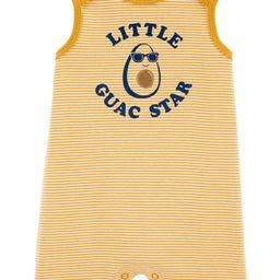 Little Guac Star Tank Romper | Carter's