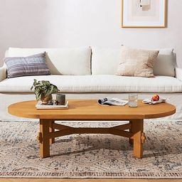 Amber Lewis for Anthropologie Henderson Coffee Table   Anthropologie (US)