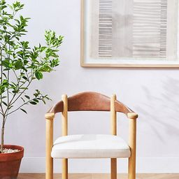 Amber Lewis for Anthropologie Caillen Dining Chair   Anthropologie (US)