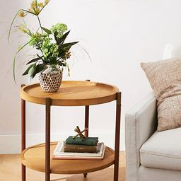 Amber Lewis for Anthropologie Caillen Side Table   Anthropologie (US)