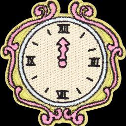 Disney Princess Clock Patch | Stoney Clover Lane