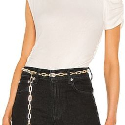 Cora Chain Belt                                          B-Low the Belt   Revolve Clothing (Global)