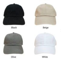 Plain Dad Hat | Etsy (US)