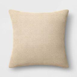 Linen Square Throw Pillow - Threshold™ | Target