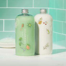 custom shampoo & conditioner | Function of Beauty