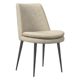 Finley Low-Back Upholstered Dining Chair   West Elm (US)