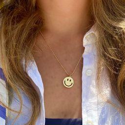 Happy Necklace | Knight & Daisy