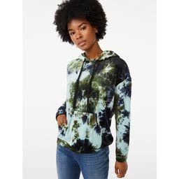 Scoop - Scoop Women's Velour Sweatshirt - Walmart.com | Walmart (US)
