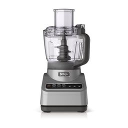 Ninja® Professional Food Processor, 850 Watts, 9-Cup Capacity, Auto-iQ Preset Programs, BN600 - ... | Walmart (US)