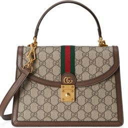 Ophidia small top handle bag with Web | Gucci (UK)