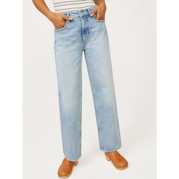 Free Assembly - Free Assembly Women's Relaxed 90's Jeans - Walmart.com   Walmart (US)