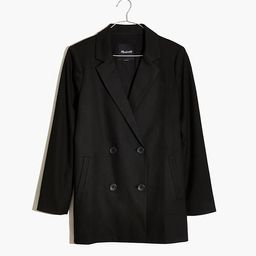Caldwell Double-Breasted Blazer   Madewell