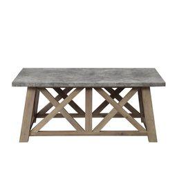 Better Homes & Gardens Granary Modern Farmhouse Coffee Table, Multiple Finishes - Walmart.com | Walmart (US)
