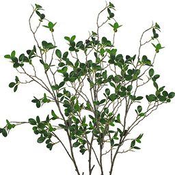 Warmter 43.3 Inch Artificial Eucalytus Green Branches Pine Evergreen Plant Tree Branch for Home W...   Amazon (US)