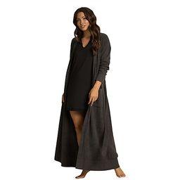 Barefoot Dreams CozyChic Lite Women's Long Robe | QVC