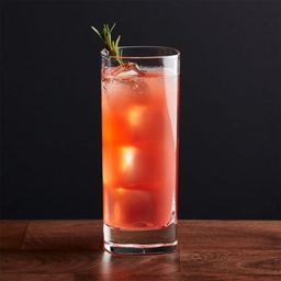 Strauss Cooler Glass + Reviews | Crate and Barrel | Crate & Barrel
