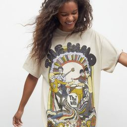 The Who Psychedelic T-Shirt Dress | Urban Outfitters (US and RoW)