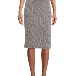 Time and Tru - Time and Tru Women's Coordinating Sweater Skirt - Walmart.com   Walmart (US)