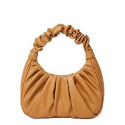 Time and Tru - Time & Tru Women's Scrunchie Shoulder Bag - Walmart.com   Walmart (US)