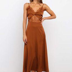 Ariel Dress - Rust | Petal & Pup (US)