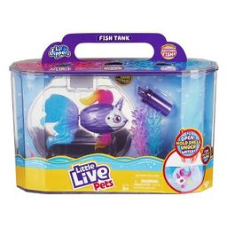 Little Live Pets Lil' Dippers Fish Playset - Unicornsea | Target