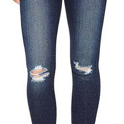 7 For All Mankind Womens Mid Rise Skinny Fit Ankle Jeans | Amazon (US)