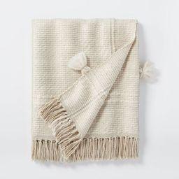 Woven Cotton Acrylic Throw Blanket - Threshold™ designed with Studio McGee | Target