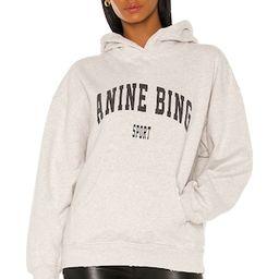 Sport Harvey Sweatshirt                                          ANINE BING | Revolve Clothing (Global)