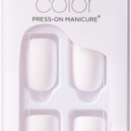 Alpine Snow imPRESS Color X OPI Press-On Manicure   Ulta