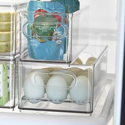The Home Edit Egg Bin | The Container Store