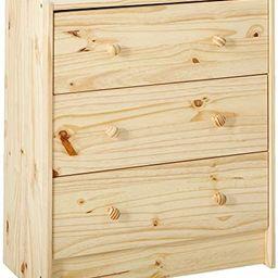 IKEA RAST dresser, Wood Color   Amazon (US)