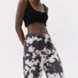 Urban Renewal Recycled Monochrome Tie-Dye Sweatpant | Urban Outfitters (US and RoW)