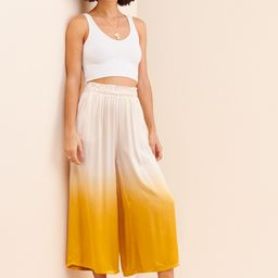 Martini Culotte Pants | Nuuly