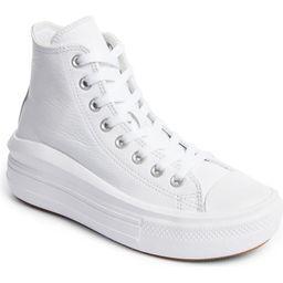 Chuck Taylor® All Star® Move Platform High Top Sneaker   Nordstrom