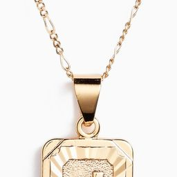 Initial Pendant Necklace | Nordstrom